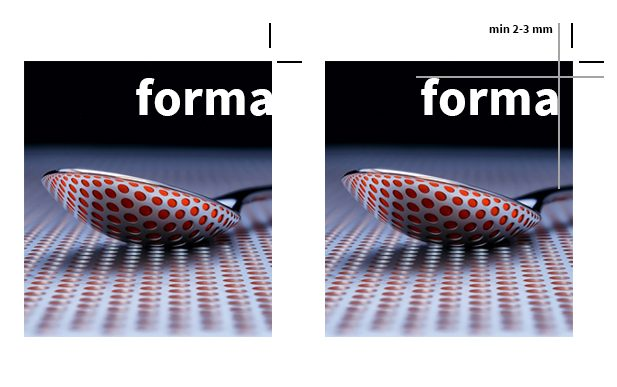 form bleed